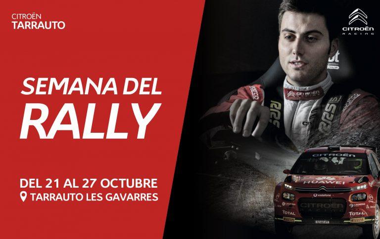 Semana del Rally a catalunya