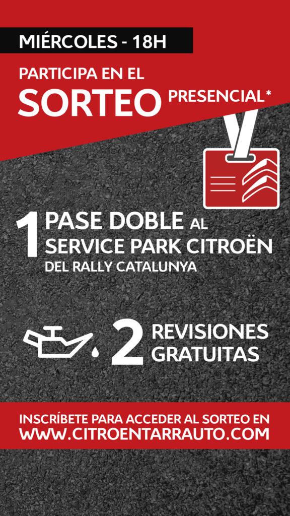 Sorteo para el Rally de Catalunya