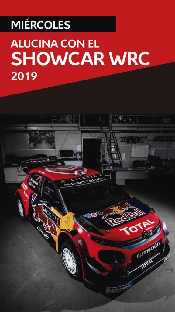 Showcar WRC