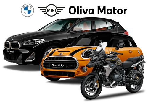 BMW-MINI-Motorrad-Olive-Motor