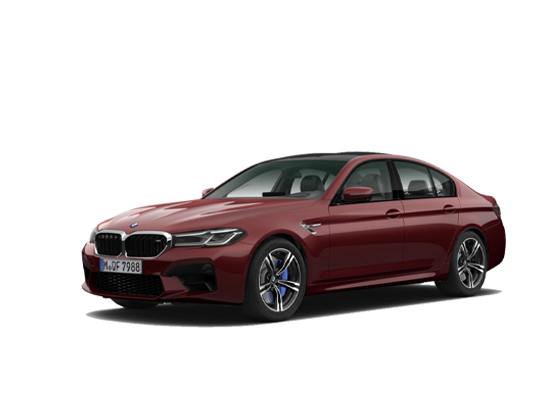 BMW NUEVO M5