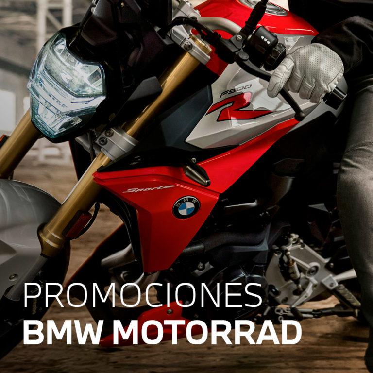 Promociones BMW Motorrad