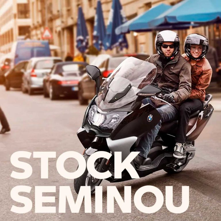 Promoción Stock Seminuevo BMW Motorrad