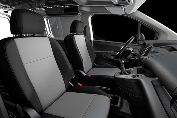 Citroën interior