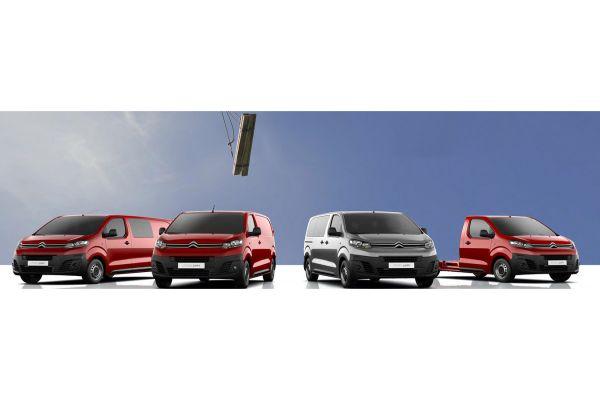 Vehículos comerciales Citroën