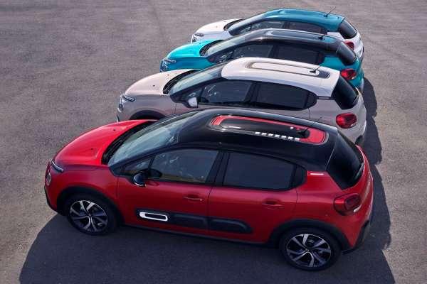 Coches Citroën