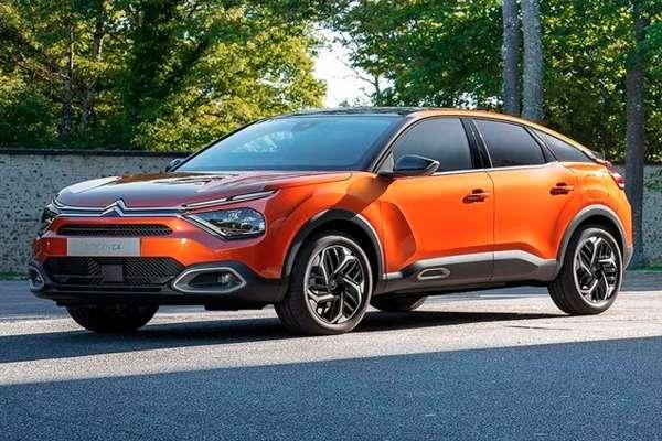 Citroën color naranja