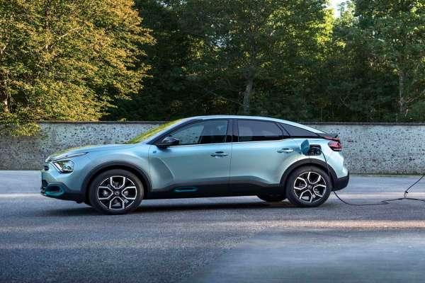 Citroën Eléctrico enchufable