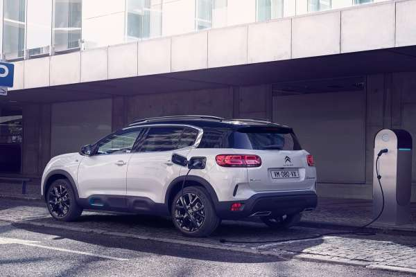 Citroën Eléctrico e híbrido