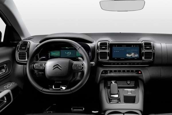 SUV C5 Aircross interior
