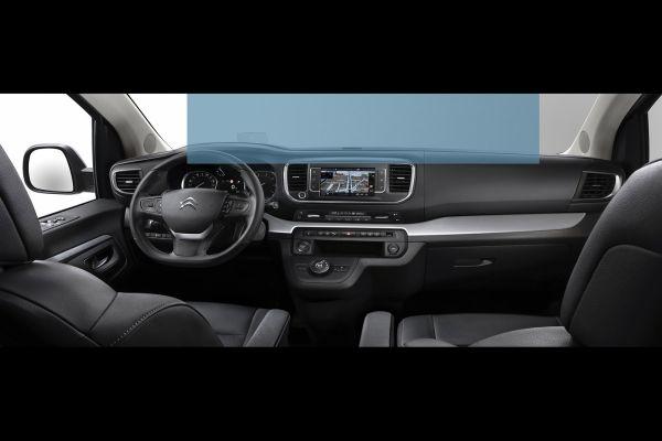 Citroën visión interior