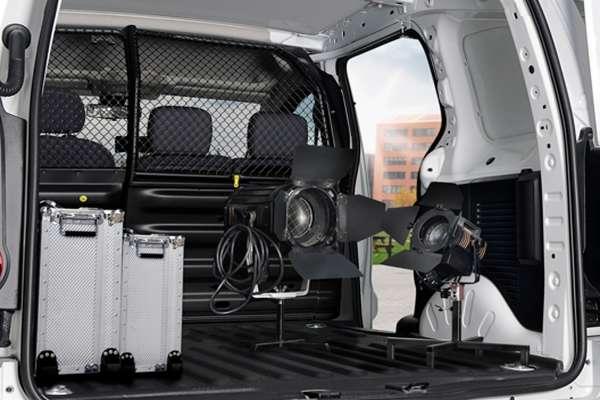 Citroën furgoneta almacenaje