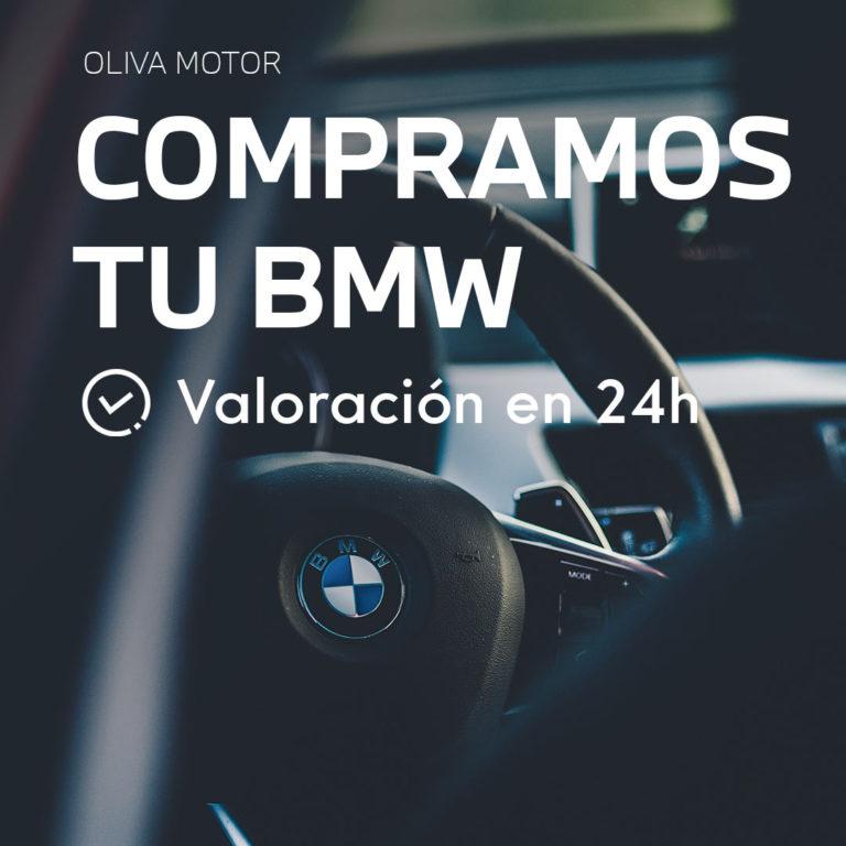 Compramos tu BMW