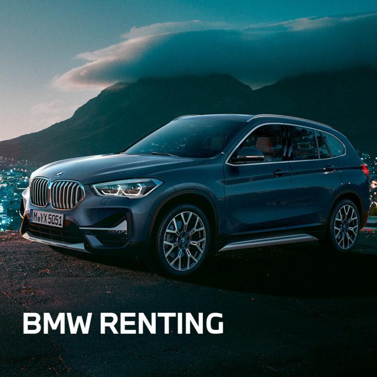 BMW Renting