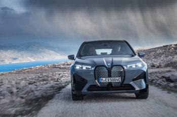 Primer BMW iX